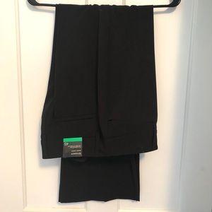 NWT Alfani Black Dress Trousers